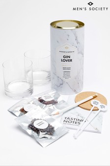 Mens Society Gin Lovers Kit