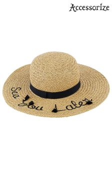 Accessorize Sea You Later Floppy Hat