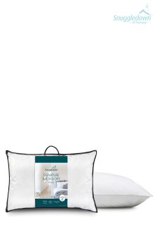 Snuggledown Wash And Dry Two Pack Pillows