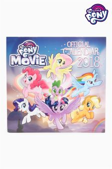 My Little Pony 2018 Calendar
