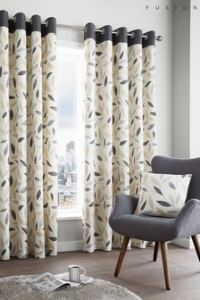 Fusion Beechwood Curtains