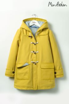 Boden Yellow The Duffle Coat
