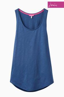 Joules Summer Blue Bo Vest