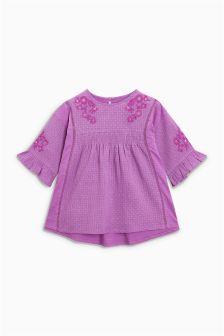 Embroidered Blouse (3-16yrs)