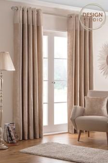 Design Studio Nova Eyelet Curtains