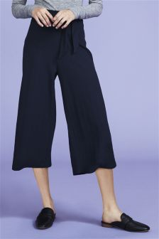 Jersey Crepe Culottes