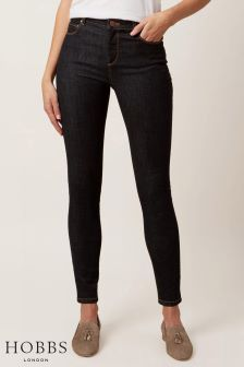 Hobbs Dark Navy Rivington Jean