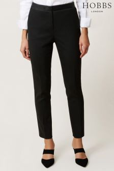 Hobbs Black Georgia Trouser
