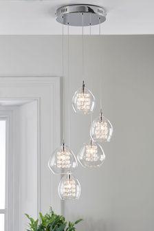 Bella 5 Light Cluster