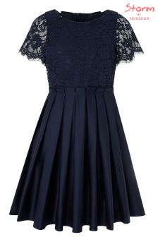 Monsoon Navy Tennessee Prom Dress