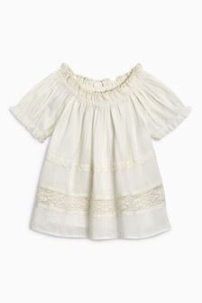 Lace Blouse (3mths-6yrs)