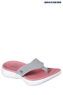 Skechers® On-The-Go Grey 3 Point Sandal