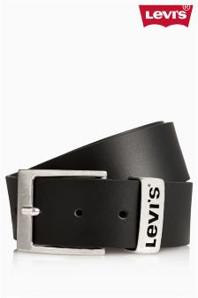 Levi's® Emboss Leather Belt