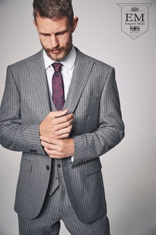 Mens Wool Suits | 100% Pure Wool Suits For Men | Next UK
