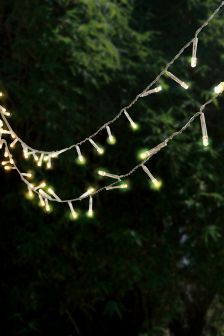 100 Warm White String Lights