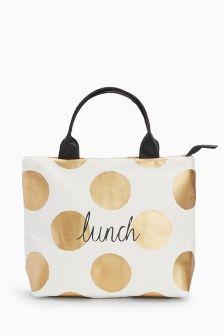 Foil Spot Lunch Bag