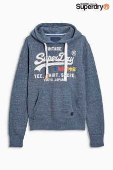 Superdry Blue Hoody