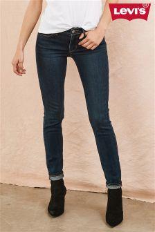 Levi's® 711™ Dark Wash Skinny City Blues Jean