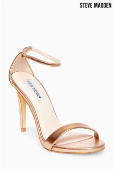 Steve Madden Rose Gold Stecy Sandal