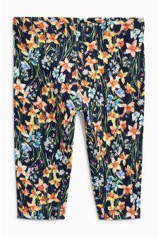 Floral Leggings (3mths-6yrs)