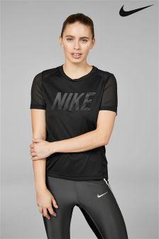 Nike Black Miler Tee