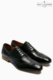 Wing Cap Oxford Brogue