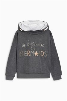 Mermaid Hoody (3-16yrs)