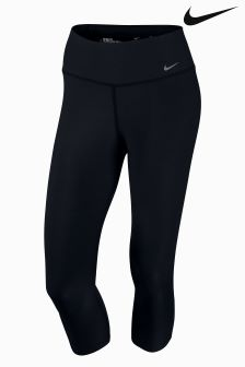 Nike Gym Black Capri