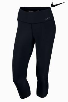 Nike Gym Black Capri