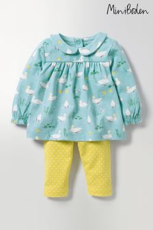 Boden Blue Printed Jersey Play Set