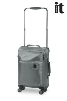 Grey IT Luggage Super Light Small Case