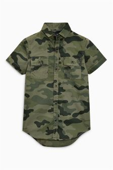 Short Sleeve Shirt (3-16yrs)