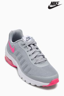 Nike Grey/Pink Air Max Invigor