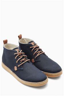 Gum Sole Mid Boot