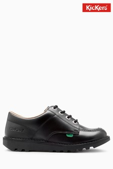 Kickers® Black Kick Low Shoe