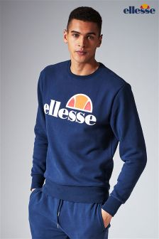 Ellesse Logo Crew Sweat