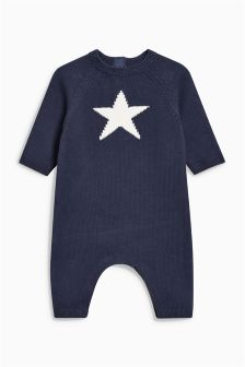 Star Romper (0mths-2yrs)