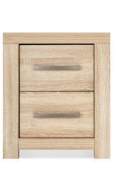 Cuba Oak® Bedside Table