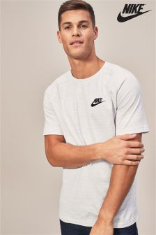 Nike Advance Knit White T-Shirt