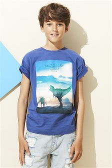 Sunset Dino T-Shirt (3-16yrs)
