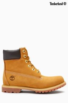 "Timberland® Tan 6"" Inch Premium Boot"