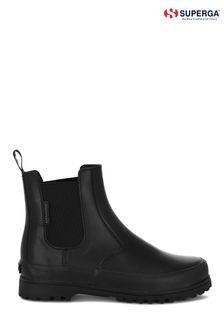 Tommy Hilfiger Brown Kean Leather Jacket
