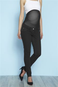 Ultimate Over The Bump Skinny Jeans