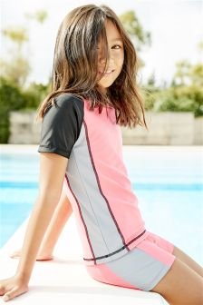 Sunsafe Two Piece Set (3-16yrs)