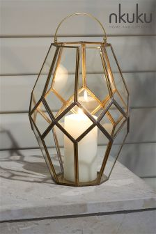 Nkuku Large Mohani Lantern
