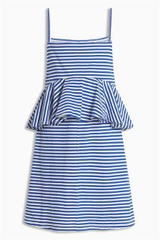Stripe Dress (3-16yrs)
