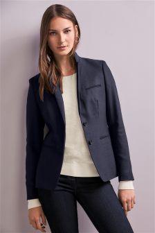 Premium Rib Texture Jacket