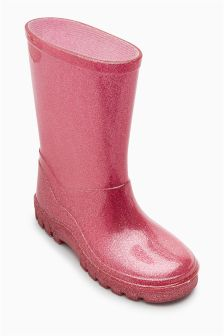 Glitter Wellies (Younger Girls)