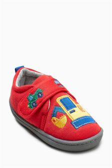 Nursery Transport Slippers (Younger Boys)