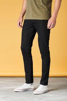 Black Skinny Jeans With Stretch